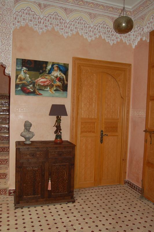 renovation d 39 un riad au maroc page 8. Black Bedroom Furniture Sets. Home Design Ideas