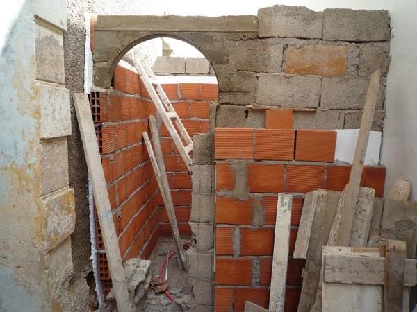 Avan e du hammam centerblog for Construire une maison au maroc