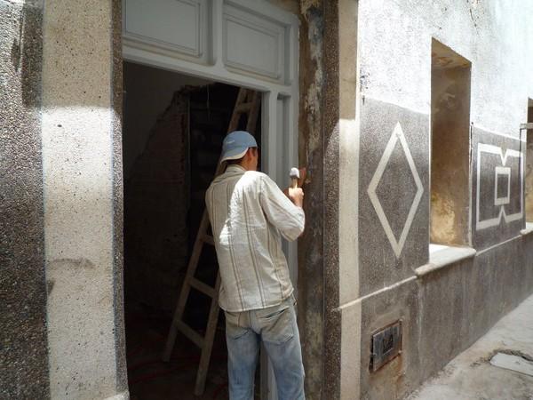Installation d 39 un visiophone centerblog - Interphone video maroc ...
