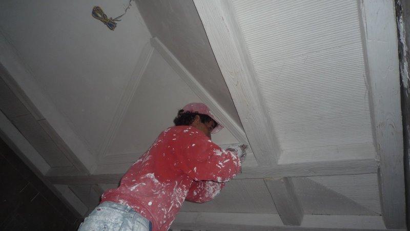 Faux Plafond Bois Et Platre : Publi? le 27/11/2009 ? 12:10 par riadlunameryem Tags : renovation