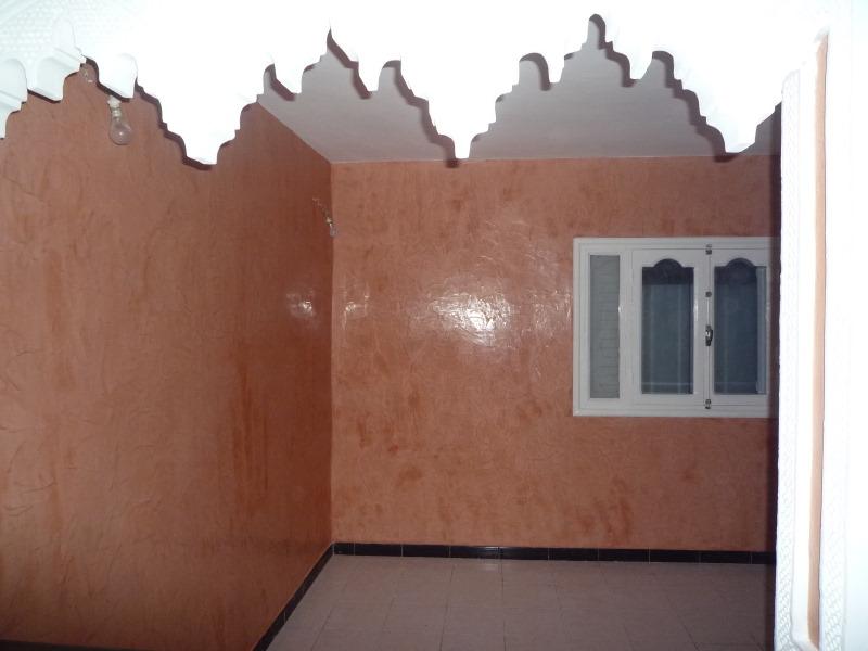 peindre un salon marocain tadellakt anbra - Peinture Moderne Pour Salon Marocain