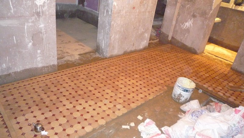 Renovation D Un Riad Au Maroc Page 73
